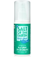 Salt Of the Earth Foot Spray Deodorant 100ml