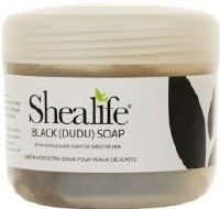 Shealife Black Soap 100g