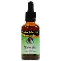 Swiss Herbal Remedies Ltd  Cramp Bark 50ml