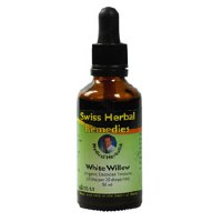 Swiss Herbal Remedies Ltd  White Willow 50ml
