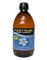 Swiss Herbal Remedies Ltd  Flexy Flax Seed Oil 500ml