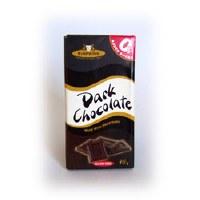 Simpkins Dark Choc Bar No add Sugar 75g