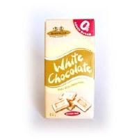Simpkins White Choc Bar No add Sugar 75g