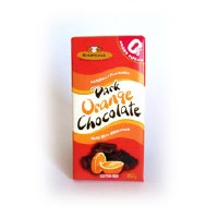 Simpkins Orange Choc Bar No add Sugar 75g