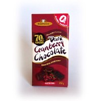 Simpkins Cranberry Choc No add Sugar 75g