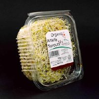 Sky Sprouts Organic Sprouted Alfalfa 100g