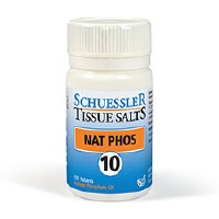 Schuessler Nat Phos No 10 125 tablet