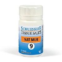 Schuessler Kali Mur No 5 125 tablet