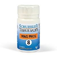 Schuessler Mag Phos No 8 125 tablet