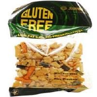 SUNRISE GF RICE CRACKERS G/F Rice Crackers Mini Seaweed 100g