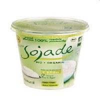 SOJADE Org Natural Soya Yogurt 400g