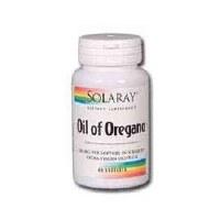 Solaray Oil of Oregano 150mg 60 capsule