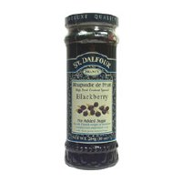 St Dalfour Blackberry Fruit Spread 284g