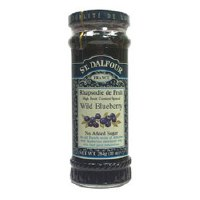 St Dalfour Blueberry Fruit Spread 284g