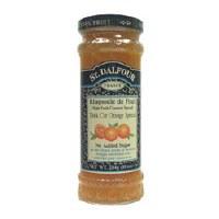 St Dalfour Orange Fruit Spread 284g