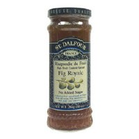 St Dalfour Fig Royale Fruit Spread 284g