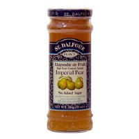 St Dalfour Imperial Pear Fruit Spread 284g