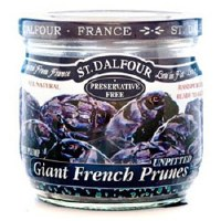 St Dalfour Unpitted Prunes 200g