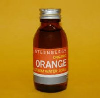 STEENBERGS  Org Orange Blossom Water 100ml