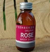 STEENBERGS  Org Rose Water 100ml