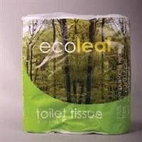 Suma Wholefoods Ecoleaf Toilet Tissue 9pack