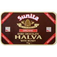 Sunita Org Dark Chocolate Halva 75g