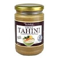 Sunita Org Whole Tahini 280g