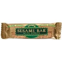 Sunita Org Sesame Honey Bar 30g