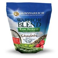 Sunwarrior Warrior Blend Chocolate 375g