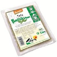 Taifun Tofu Basil Demeter Org 200g