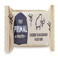 The Primal Pantry Coconut & Macadamia Snack Bar 45g