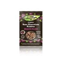 The Raw Chocolate Company Org Raw Chocolate Raisins 28g