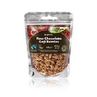 The Raw Chocolate Company Raw Choc Goji Berries 125g