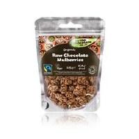 The Raw Chocolate Company Raw Chocolate Mulberries 125g