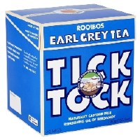 Tick Tock Earl Grey Tea 40bag