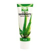 Urtekram Aloe Vera Toothpaste Organic 75ml