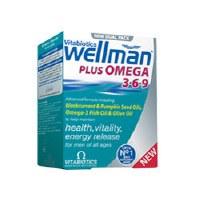 Vitabiotic Wellman Plus 56 tablet