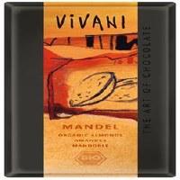 Vivani Milk with Almonds Chocolate 100g