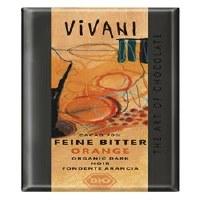 Vivani Fine Dark Orange 70% Chocolate 100g