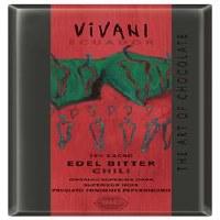 Vivani Superior Dark Chili 70% Ecuado 100g