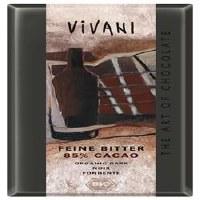 Vivani Dark Chocolate with 85% Cocoa 100g