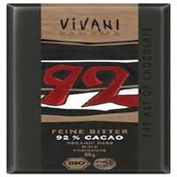 Vivani Dark 92% Cocoa 80g
