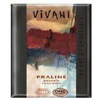 Vivani Praline Chocolate 100g