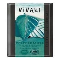 Vivani Peppermint Chocolate 100g