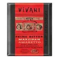 Vivani Marzipan Amaretto Chocolate 100g