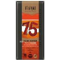 Vivani Fine Dark 75% Panama 80g