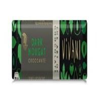 Vivani Dark Nougat Croccante 35g