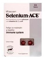 Wassen Selenium ACE+D 90 tablet