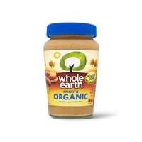 Whole Earth Smooth Organic Peanut Butter 227g