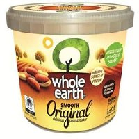 Whole Earth Smooth Peanut Butter 1000g